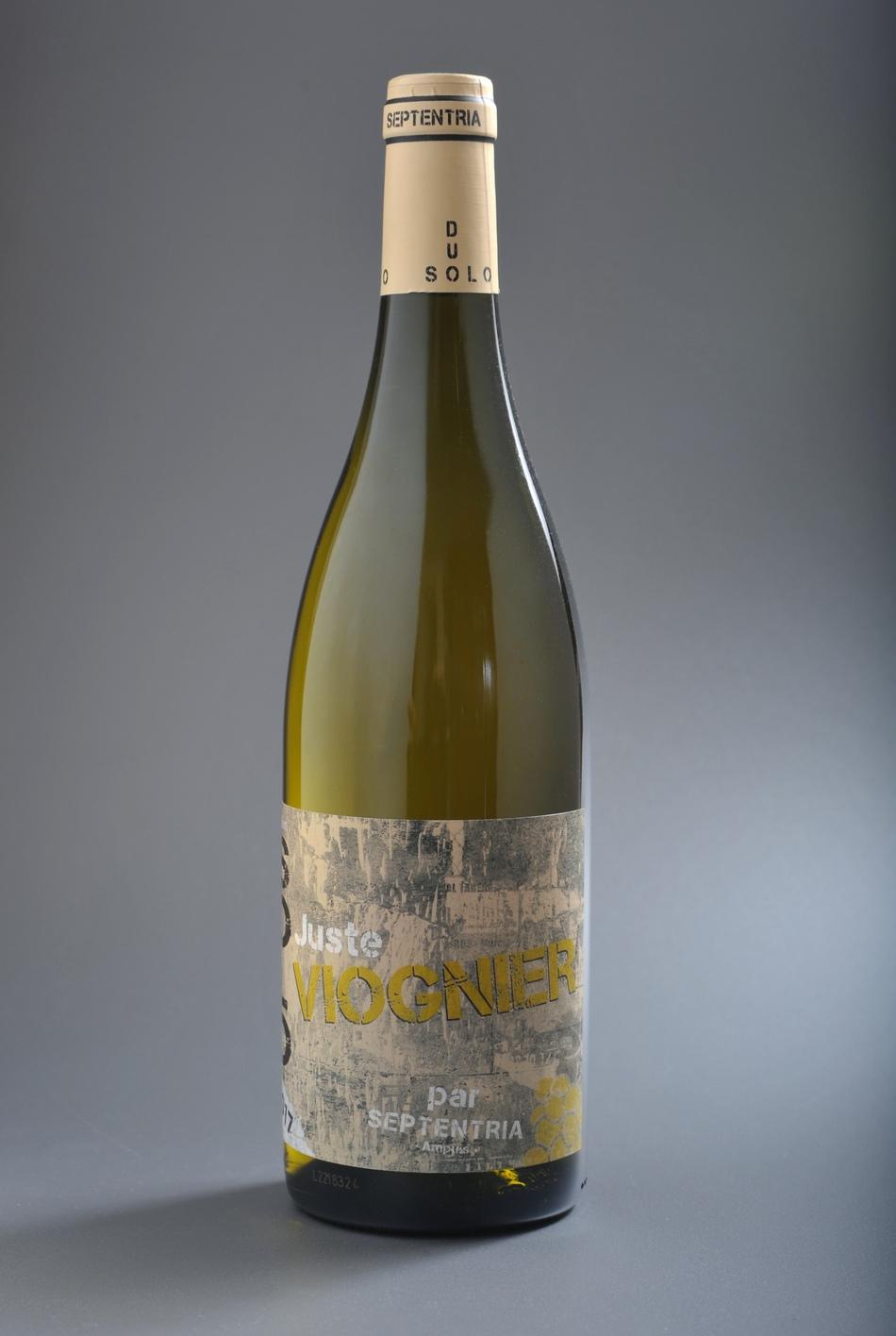 Domaine de Bonserine Côte du Rhône blanc de la gamme SEPTENTRIA