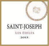 Étiquette Domaine de Bonserine Saint Joseph rouge de la gamme SEPTENTRIA
